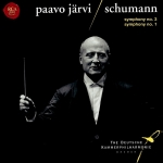 Paavo Järvi - Schumann - Symphony no.3 & no.1