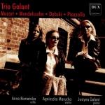 Mozart, Mendelssohn, Dębski, Piazzolla - Trio Galant