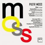 Piotr Moss: Elan, Concertino, Canti, Capriccio, Fantaisie