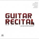 Jakub Kościuszko – Guitar Recital  (Bach, Tansman, Piazzolla, Jarrett, Metheny)