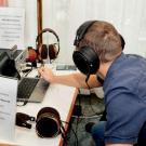 Miłośnicy słuchawek mogli do woli porównywać brzmienie najdroższych nauszników i wzmacniaczy