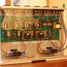 Specjaliści z IsoTeka prezentowali wpływ akcesoriów sieciowych na dźwięk. (fot. T.K.)