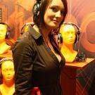 Topowe słuchawki Ultrasone Edition 9 (bystrym panom znalezienie słuchawek na zdjęciu powinno zająć najwyżej 3 minuty). (fot. T.K.)