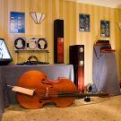 Nie ma to jak żywe instrumenty. (fot. M.T.)