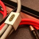 Potężne puszki głośnikowego Monolitha w wersji bi-wire robią wrażenie. (fot. T.K.)