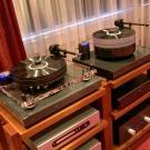Na tegorocznej wystawie gramofonów nie brakowało