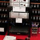 Na wystawie można było posłuchać testowanego niedawno przez nas systemu ATC i osobiście zapoznać się z jakością jego brzmienia. Towarzyszyły mu monitory ATC SCM 11.